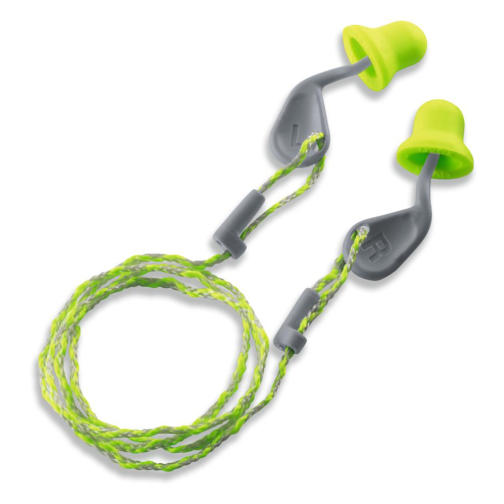 UVEX XACT-FIT CORDED EAR PLUG
