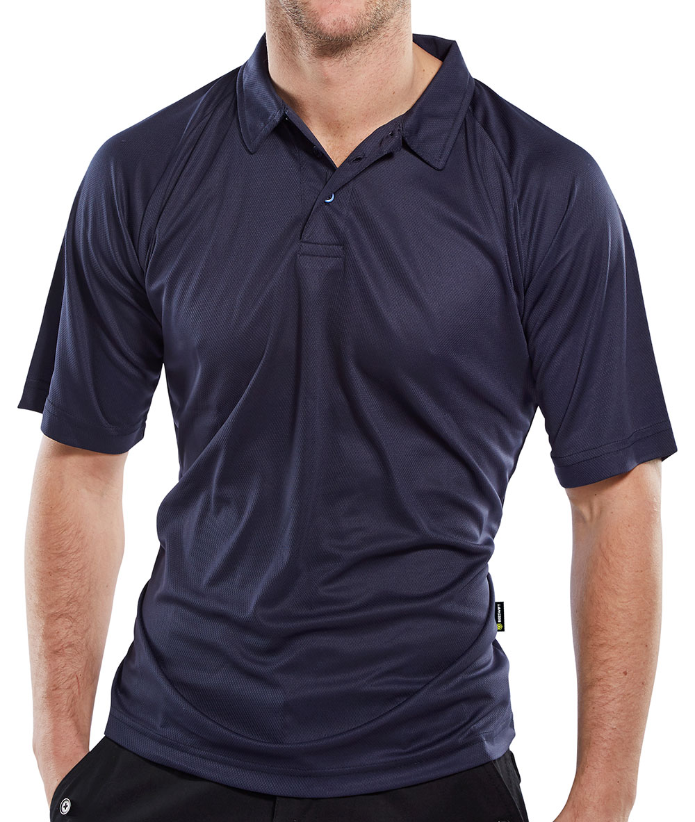 B-COOL POLO SHIRT