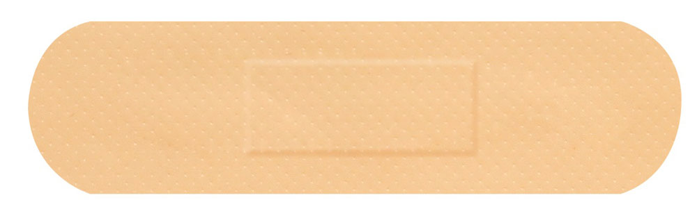 WATERPROOF MEDUIM STRIP PLASTERS 100