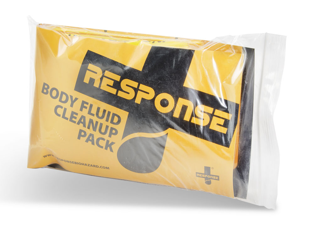BODY FLUID CLEANUP PACK