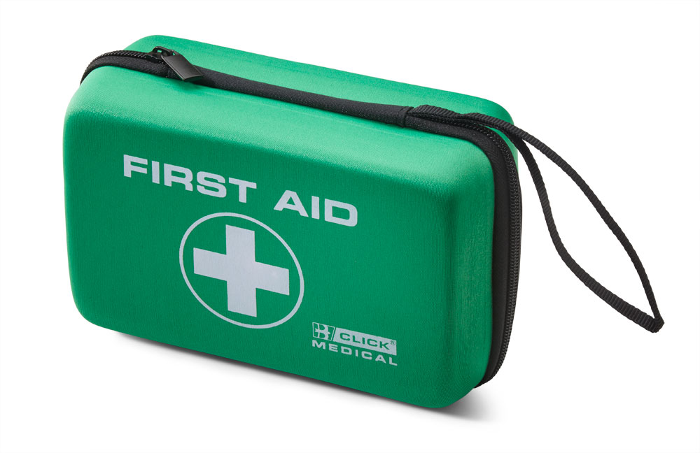 CLICK MEDICAL HANDY FEVA FIRST AID CASE