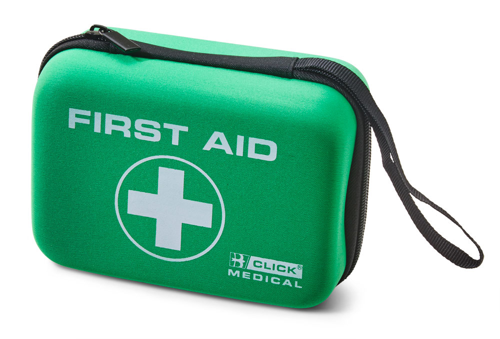 CLICK MEDICAL SMALL FEVA FIRST AID CASE