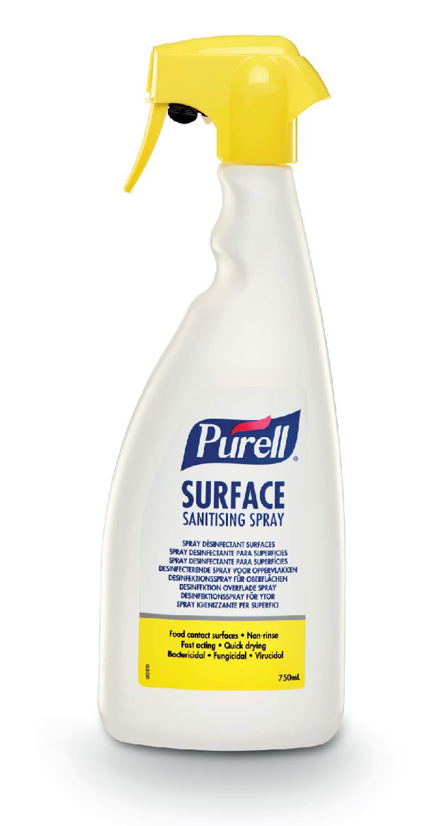 PURELL SURFACE SANITISING SPRAY