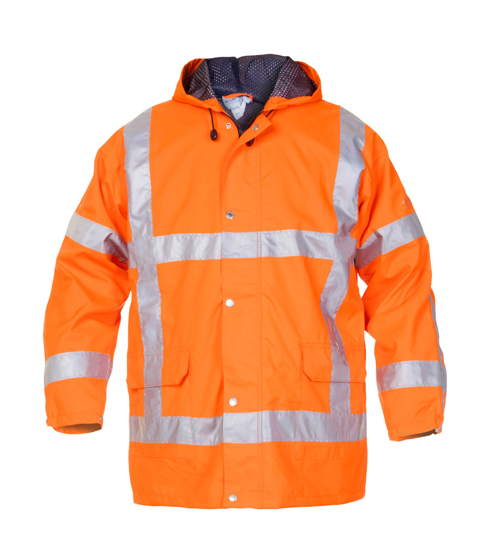 UITDAM SNS HIGH VISIBILITY WATERPROOF JACKET