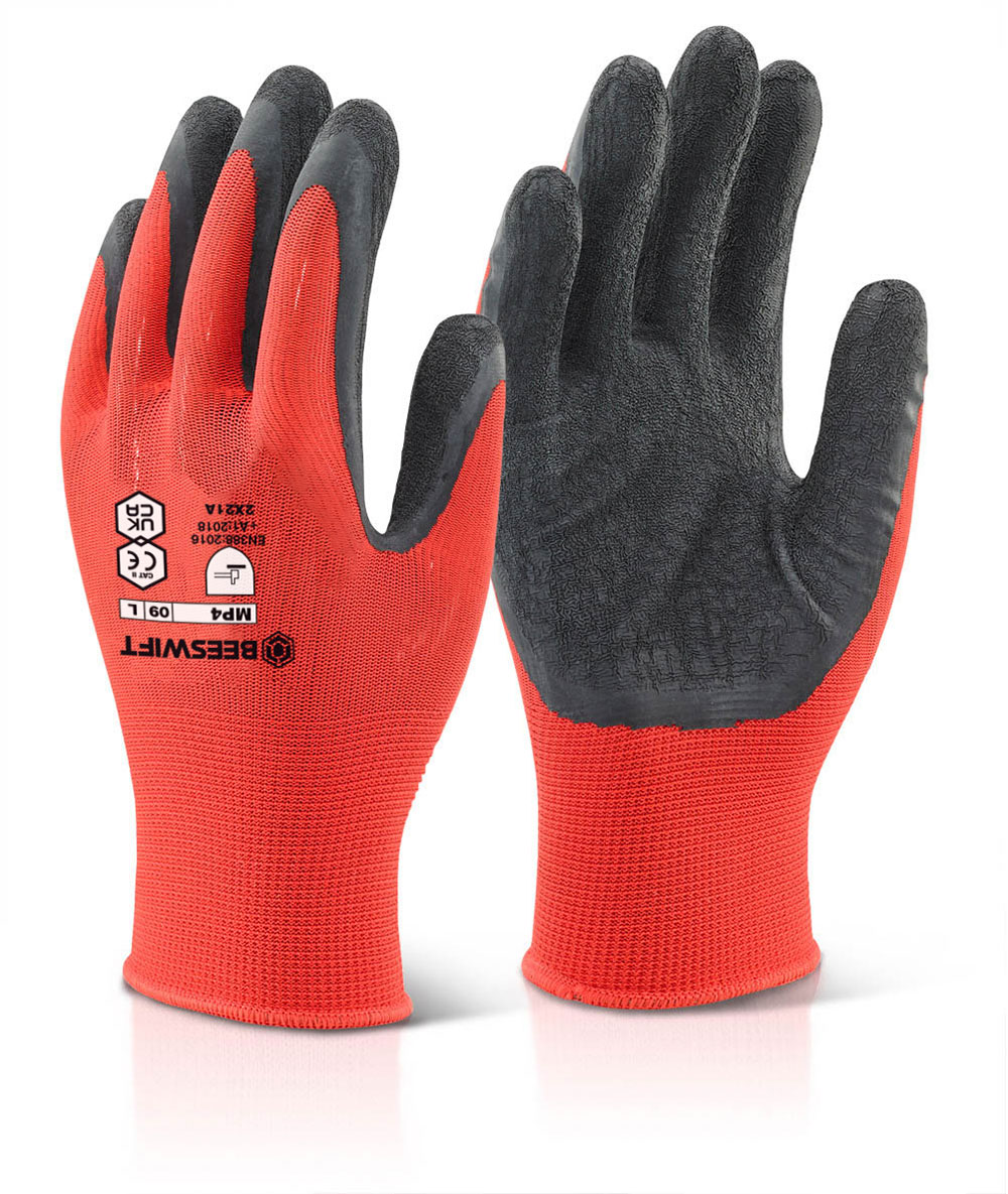 MULTI PURPOSE LATEX POLY GLOVE