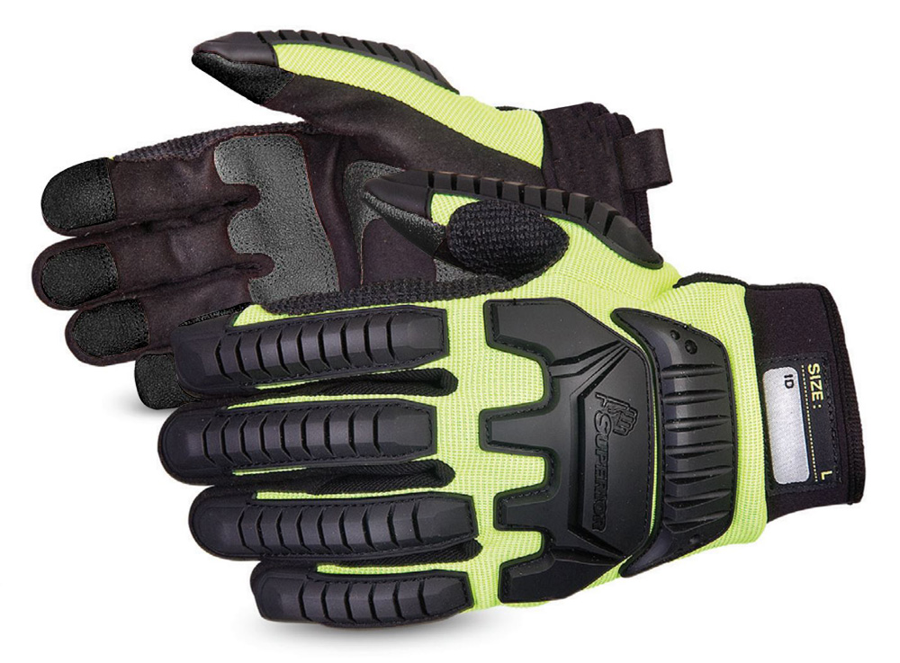 CLUTCH GEAR® IMPACT PROTECTION MECHANICS GLOVE