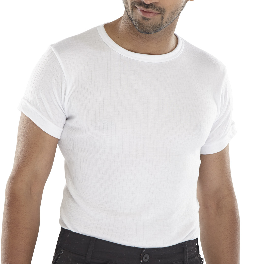 SHORT SLEEVE THERMAL VEST