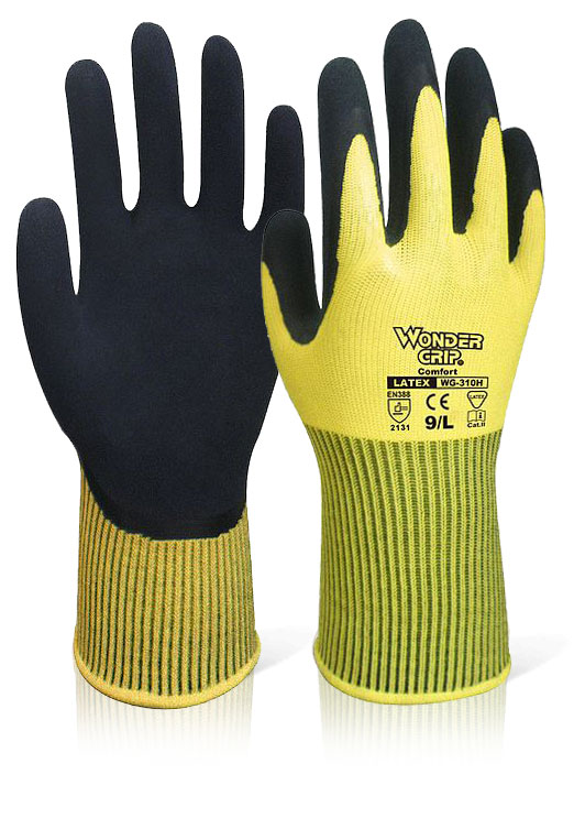 WG-310H COMFORT HV YELLOW GLOVE